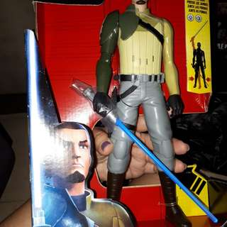 Kanan jarrus squeeze legs wd light n sound