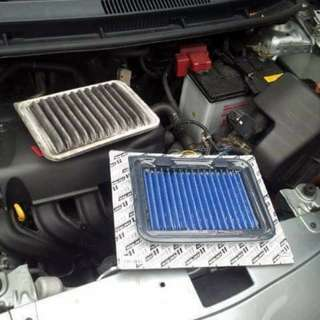 Works Air Cleaner Vios 08