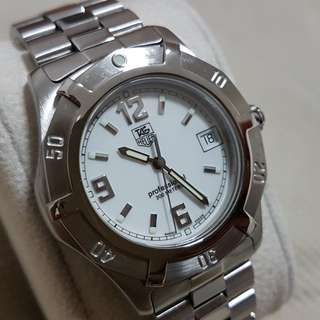 Tag Heuer 2000 exclusive Quartz 38mm
