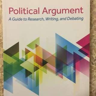 Ménard Political Argument (POG100)