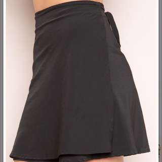 Brandy Melville Black Genevieve Skirt