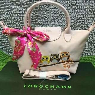 Longchamp Owl