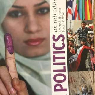 People, Power, and Politics Textbook (POG100)