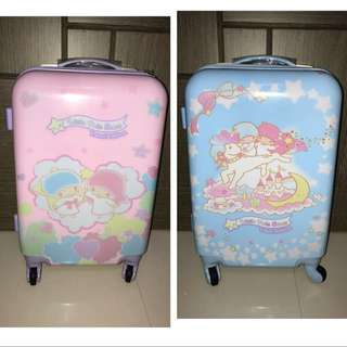 Little Twin Stars Luggage ~ Travel Edition