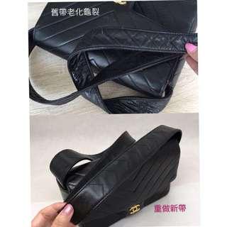 皮具手袋銀包波鞋 翻新 清洗 維修 轉色 bag renew Lv