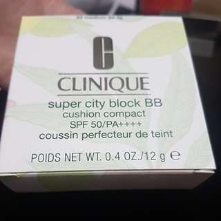 Clinique Super City Block BB Cushion