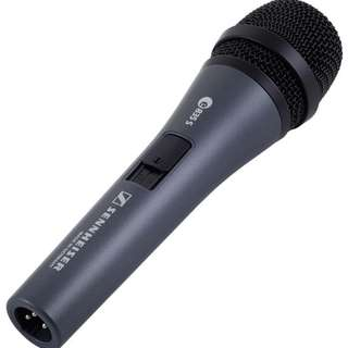 Sennheiser E835 S (with On/Off Switch)