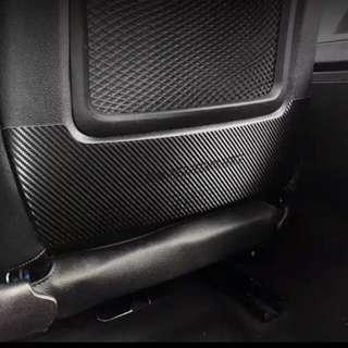 New BMW F10 Carbon sticker