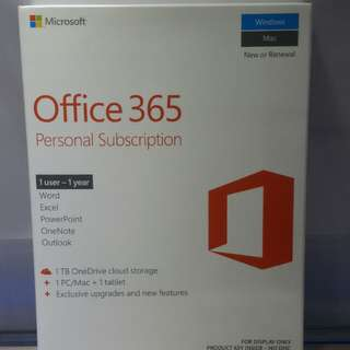 Microsoft Office ORIGINAL Baru
