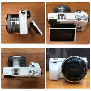 SONY A6000 (100% good condition)