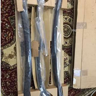 BMW E90 Side Door Panel Trim (Wood)