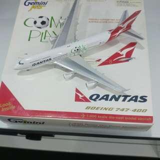 Aircraft Model Qantas