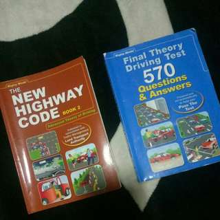 Driving Books