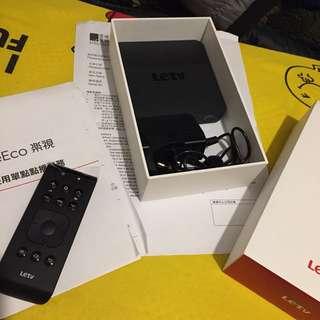 樂視電視📺 LETV (連12個月試用)