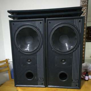 Mission 762i rare big bookshelf speaker