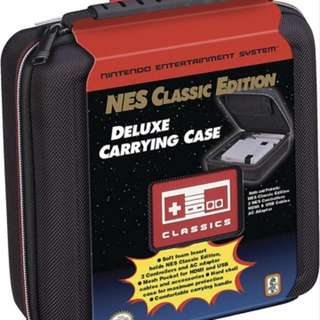 NES - Classic Edition Delux Carrying Case