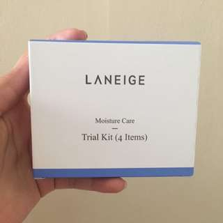 Moisture Care Trial Kit (4Items)