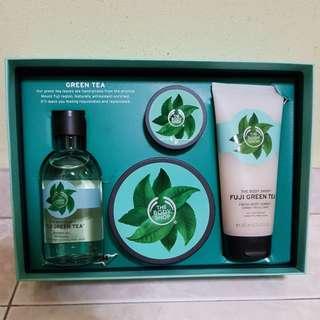 Bodyshop Green tea Gift Set