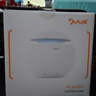Duxx Air Purifier - Putih
