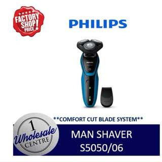 PHILIPS S5050/06 MAN SHAVER