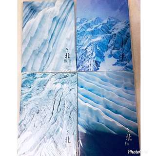 [NORTH POLE] B5 Notebook /Lined Note Pad/ Soft Cover Diary/ Clean/ Minimalistic/ Sleek/ Trendy