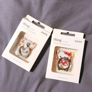 Hello Kitty 造型 iRing