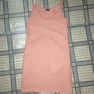 Oxygen Millennial Pink Cami Dress High Quality
