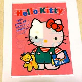 89' Hello Kitty Book Cover