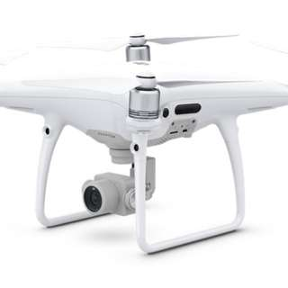 Aerial drone footage filming service