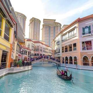 Venice Mc Kinley Hill Taguig