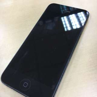 二手 IPhone 5s  太空灰 16GB 無單無盒無配件 淨機 可議