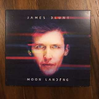 James Blunt Moon Landing CD