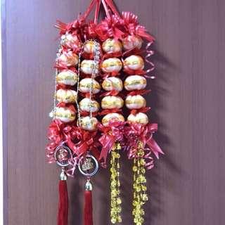 Handmade Prosperity New Year Garlic 🍂