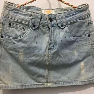Gaudi Jeans Skirt