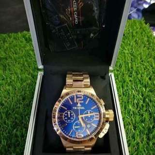 TW Steel Chronograph Watches