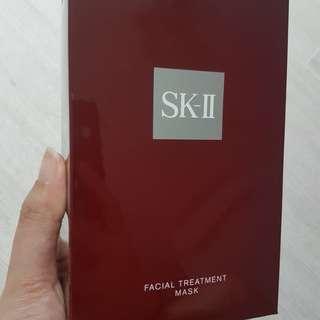 SK-ll Facial Treatment Mask (6pcs)