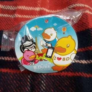 全新 B.Duck 電話扣(有瑕疵)