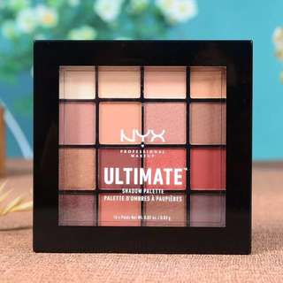 🌈NYX Ultimate Shadow Palette
