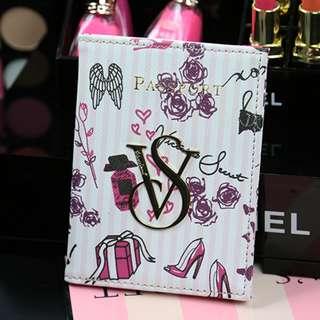Instock!  VS VICTORIA'S SECRET Passport Holder / Cover / Case / Folder PO111500199 (Whimsical Pink) + FREE Post Instock! VS VICTORIA'S SECRET Passport Holder / Cover / Case / Folder PO111500199 (Whimsical Pink) + FREE Post