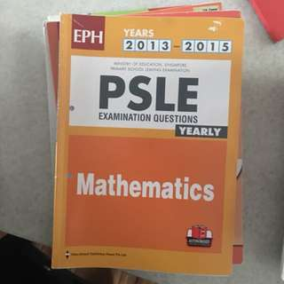 PSLE Past Year Papers