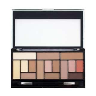 The Matte Edit Eyeshadow Palette (Negotiable)