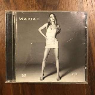 Mariah #1s CD