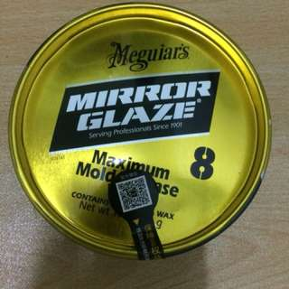 Meguiars Mirror Glaze 8 Wax