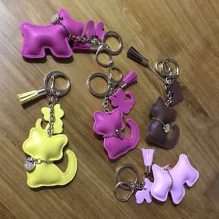 Key Chain or Bag Accessories