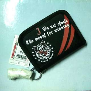 Wallet with Chain & Card Holder #CNY88