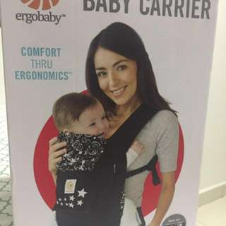 Ergobaby Carrier Authentic