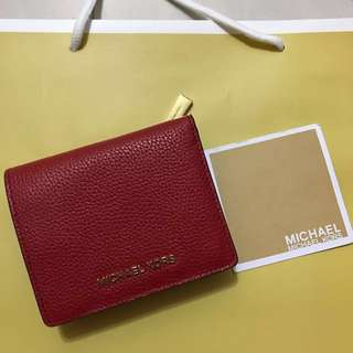 Authentic Michael Kors Wallet Purse Pouch Coin Bag