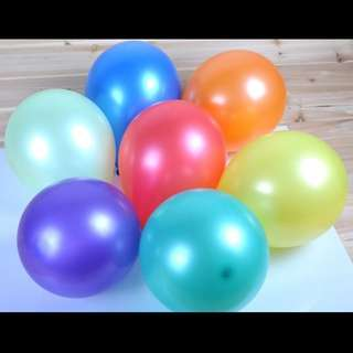 party balloon 10inches