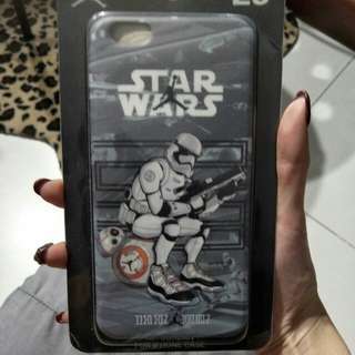 Storm troopers x jordan casing iphone6plus