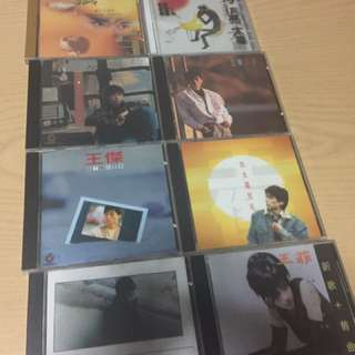 Wan Jie CD